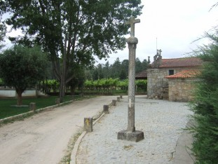 36 Chapel of Our Lady of the Snows with wayside cross