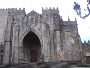 44 The portico of the cathedral