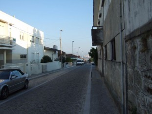 11 A street in Maia